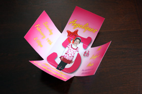 Sample Childrens Party Invitations